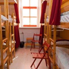 Хостел Фонтанка 22 Кровать в женском общем номере с двухъярусной кроватью фото 5