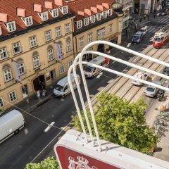Hotel Erzherzog Rainer балкон