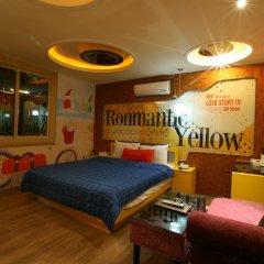 Haeundae Grimm Hotel 2* Стандартный номер с различными типами кроватей фото 21