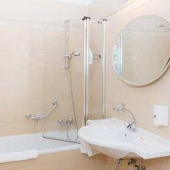 Отель Pension Nossek 3* Стандартный номер с двуспальной кроватью фото 4