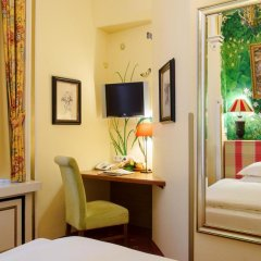 Hotel City House 4* Стандартный номер разные типы кроватей фото 3