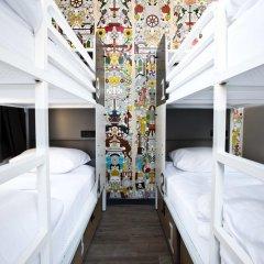 Отель Generator Amsterdam Номер категории Премиум с различными типами кроватей фото 2