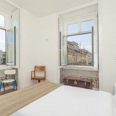 Отель Lisbon Old Town Guest House 3* Люкс с различными типами кроватей фото 18
