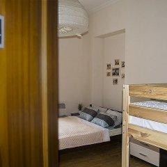 Мини-Отель Идеал Стандартный номер с разными типами кроватей фото 45