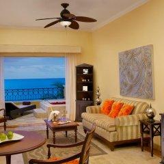Отель Secrets Capri Riviera Cancun комната для гостей фото 8