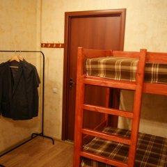 Blagovest Hostel on Tulskaya Кровать в мужском общем номере с двухъярусной кроватью фото 6