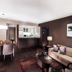 Отель Oakwood Premier Coex Center Улучшенные апартаменты с различными типами кроватей фото 3