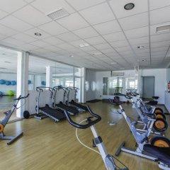 Отель Seaclub Mediterranean Resort фитнесс-зал фото 3
