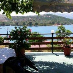 Отель Adriana Албания, Ксамил - отзывы, цены и фото номеров - забронировать отель Adriana онлайн приотельная территория фото 2
