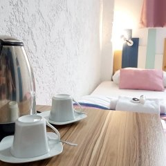 AlaDeniz Hotel 2* Номер Делюкс с двуспальной кроватью фото 22