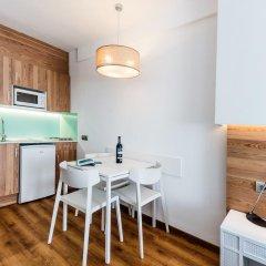 Отель Aparthotel Ponent Mar Студия комфорт с двуспальной кроватью фото 2