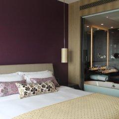 Wongtee V Hotel 5* Улучшенный люкс с различными типами кроватей фото 5