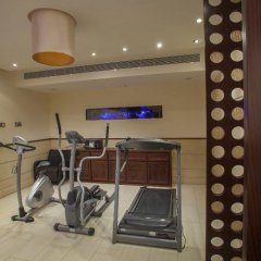 Отель Infinity Villa Кипр, Протарас - отзывы, цены и фото номеров - забронировать отель Infinity Villa онлайн фитнесс-зал фото 2