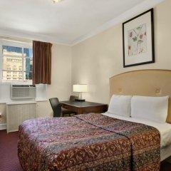 Отель Travelodge by Wyndham Downtown Chicago 2* Стандартный номер с различными типами кроватей фото 2