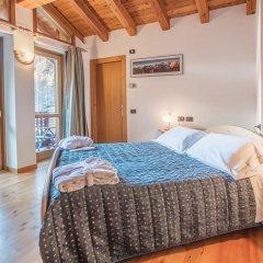 Hotel Lo Scoiattolo 4* Апартаменты с различными типами кроватей фото 4