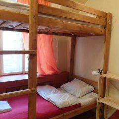 Гостиница Breaking Bed Кровать в общем номере с двухъярусной кроватью фото 3