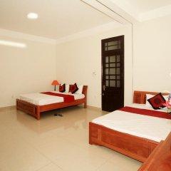 Отель Hoi An Hao Anh 1 Villa Люкс с различными типами кроватей фото 3