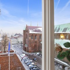 Отель Royal Дания, Орхус - отзывы, цены и фото номеров - забронировать отель Royal онлайн комната для гостей фото 4