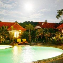 Отель Chaw Ka Cher Tropicana Lanta Resort 3* Стандартный номер с различными типами кроватей фото 9
