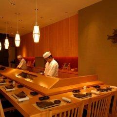Отель Luigans Spa And Resort Фукуока питание фото 3