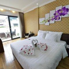 Hanoi Bella Rosa Suite Hotel 3* Люкс с различными типами кроватей фото 4