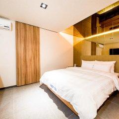Seocho Cancun Hotel 2* Улучшенный номер с различными типами кроватей фото 7