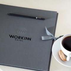 Workinn Hotel удобства в номере
