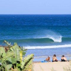 Отель Nexo Surf House Испания, Вехер-де-ла-Фронтера - отзывы, цены и фото номеров - забронировать отель Nexo Surf House онлайн пляж