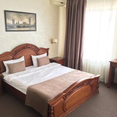 Veles Hotel Улучшенный номер разные типы кроватей фото 3