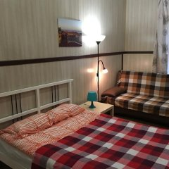 Апартаменты Apartment Rimsky-Korsakov комната для гостей фото 3