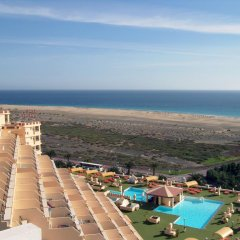 Отель Apartamentos Palm Garden пляж фото 2