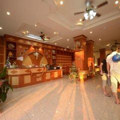 Отель Art Mansion Patong гостиничный бар