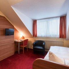 Hotel Garni Nuernberger Trichter 3* Стандартный номер с различными типами кроватей
