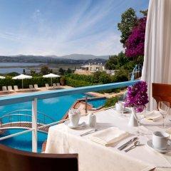 Отель Divani Corfu Palace Hotel Греция, Корфу - отзывы, цены и фото номеров - забронировать отель Divani Corfu Palace Hotel онлайн балкон