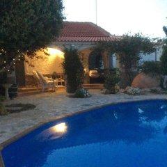 Отель Casa Hermosa Испания, Ориуэла - отзывы, цены и фото номеров - забронировать отель Casa Hermosa онлайн бассейн