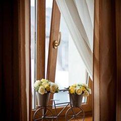 Отель Amber 3* Номер Делюкс с различными типами кроватей фото 6