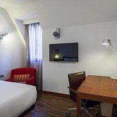 Отель NH Milano Touring 4* Улучшенный номер разные типы кроватей фото 13