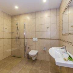 Отель Aparthotel Lublanka 3* Люкс с различными типами кроватей фото 15