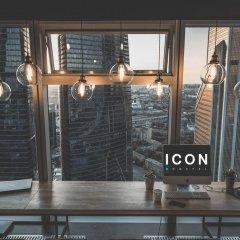 Гостиница ICON Hostel в Москве 2 отзыва об отеле, цены и фото номеров - забронировать гостиницу ICON Hostel онлайн Москва интерьер отеля фото 2