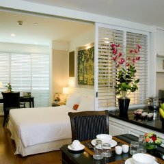 Grande Centre Point Hotel Ratchadamri 5* Люкс с различными типами кроватей фото 5