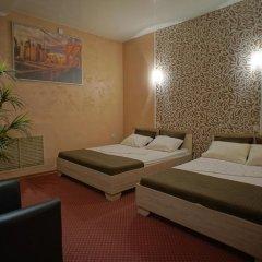 Гостиница Kompleks Nadezhda 2* Номер Делюкс с различными типами кроватей фото 14