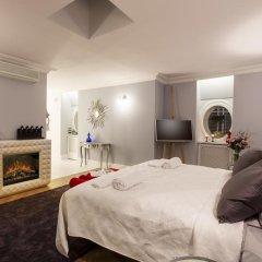 Отель Apartamenty Ambasada Улучшенные апартаменты с различными типами кроватей фото 9
