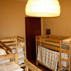Отель Идеал Кровать в общем номере фото 15