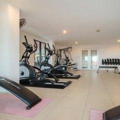 Ratana Apart Hotel at Chalong фитнесс-зал фото 4