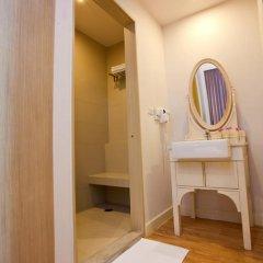 Trang Hotel Bangkok 3* Улучшенный номер с различными типами кроватей фото 6