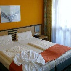 Superior Hotel Präsident 3* Стандартный номер с различными типами кроватей фото 13