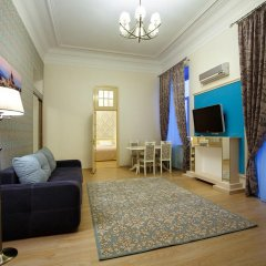 Апартаменты Apartments on Sumskaya Апартаменты с различными типами кроватей фото 7