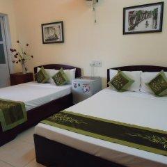 Nam Ngai Hotel Стандартный семейный номер с двуспальной кроватью фото 5