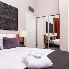 Adina Apartment Hotel Berlin CheckPoint Charlie 4* Стандартный номер с различными типами кроватей