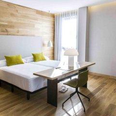 Отель Zenit San Sebastián 4* Стандартный номер с различными типами кроватей фото 2